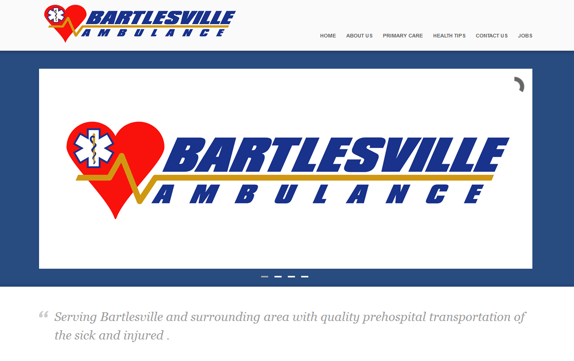 Bartlesville Ambulance